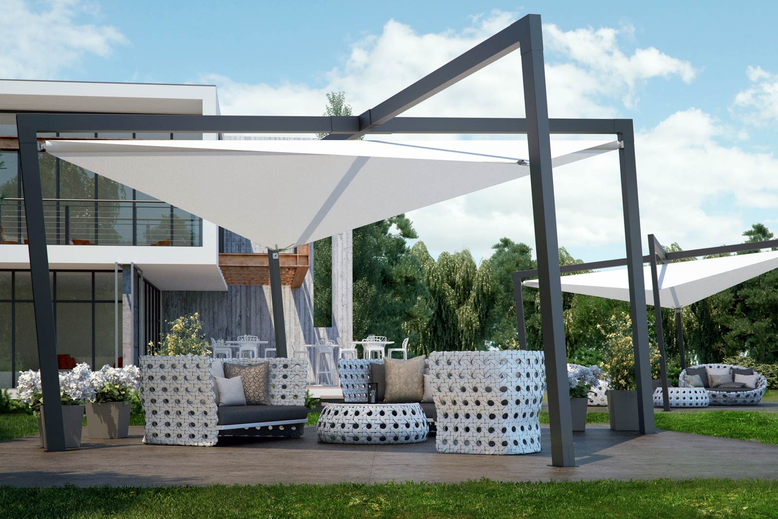 shade sails estepona