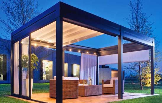 self supporting pergolas estepona marbella